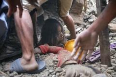 Nepal Earthquake, April 2015