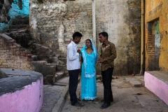 Conversation - Varanasi, India