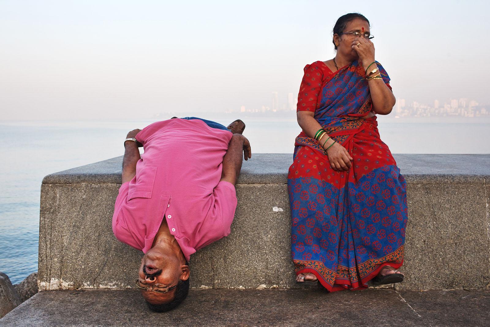 Mumbai, India, 2012