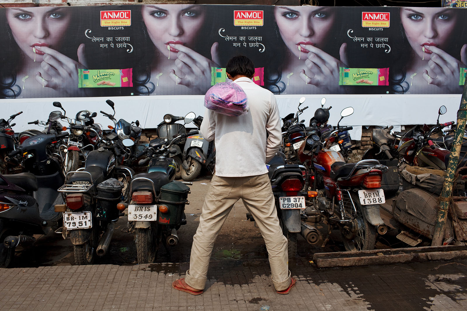 Patna, India, 2011