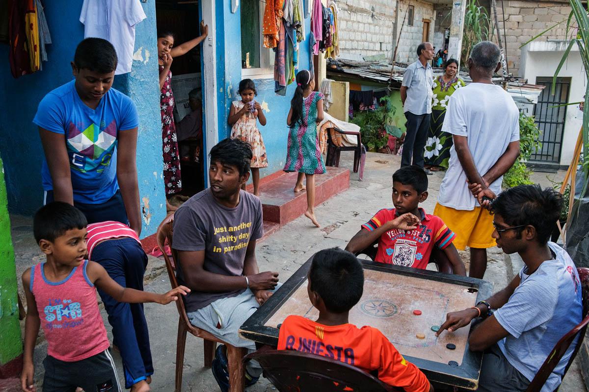 Kandy, Sri Lanka, 2019