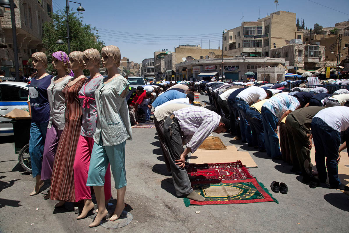 Amman, Jordan, 2011