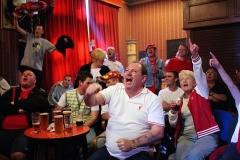 FA Cup Final. The Glamorgan County Council Staff Club in Cardiff