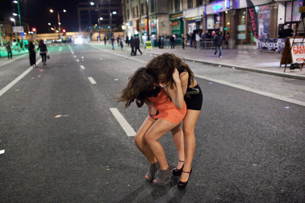 Two Girls - Cardiff After Dark