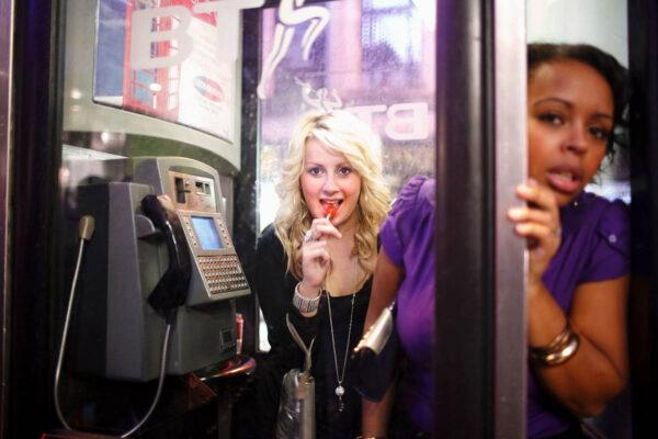 maciej_dakowicz_cardiff_after_dark_young_women_phonebooth.jpg