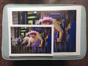 maciej_dakowicz_print_art_sale_A3_cardiff_after_dark_pink_hat_epson_photo_03