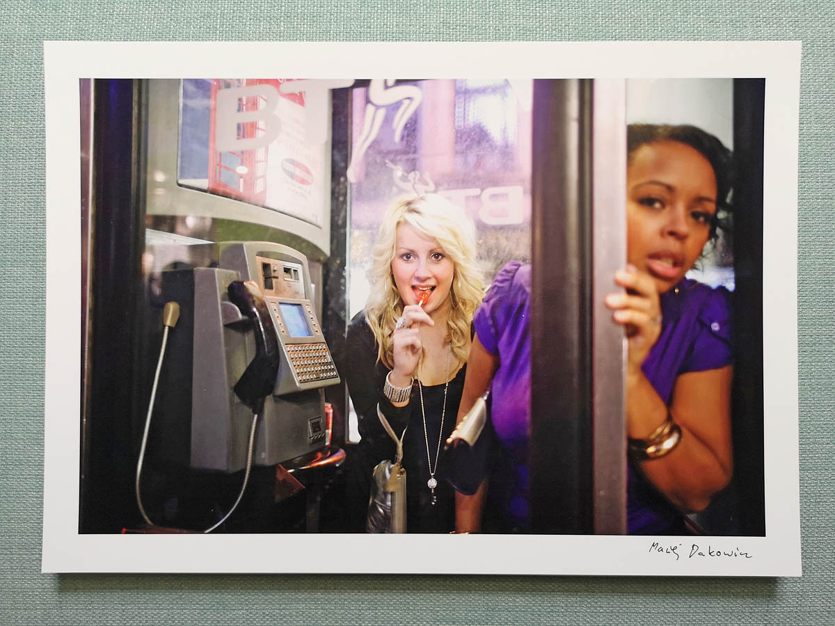 maciej_dakowicz_print_art_sale_a4_cardiff_after_dark_phonebooth_girls_epson_photo_01.jpg