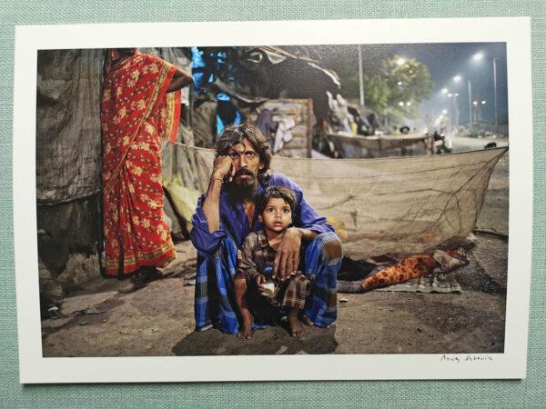 maciej_dakowicz_print_art_sale_a4_father_and_son_kolkata_india_photo_01