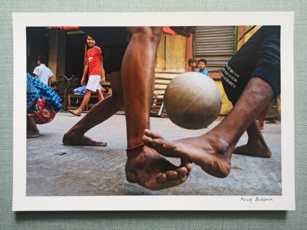 maciej_dakowicz_print_art_sale_a4_ganges_pazundaung_game_yangon_myanmar_photo_01