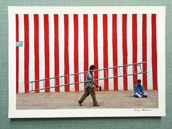 maciej_dakowicz_print_art_sale_a4_ladder_madurai_india_photo_01
