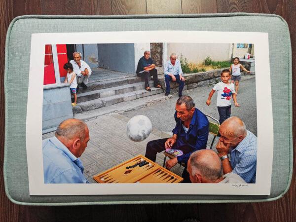 maciej_dakowicz_print_for_sale_epson_a3_Street_Games_Echmiadzin_Armenia_01
